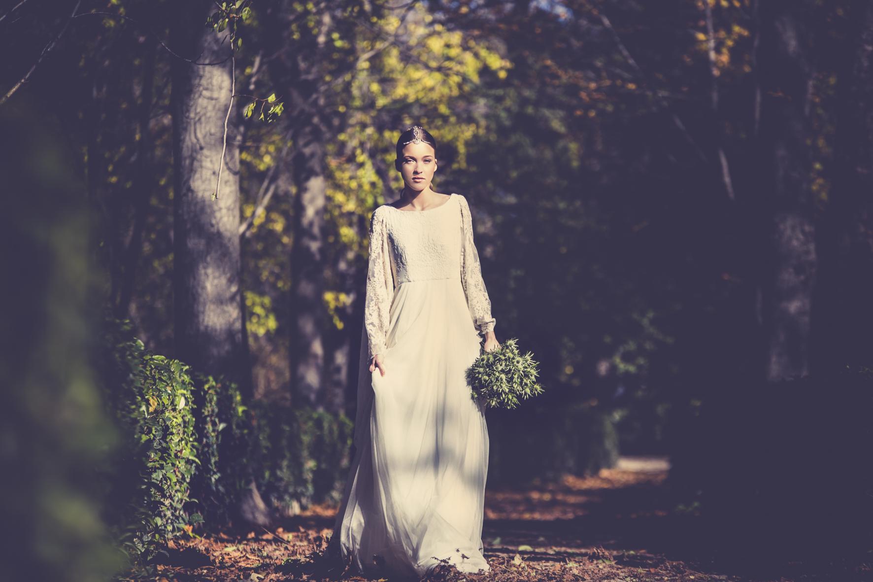 Patricia Semir | Un vestido de novia para soñar