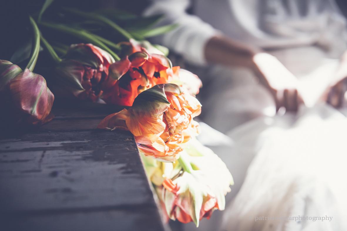 Coronas y ramos de novia