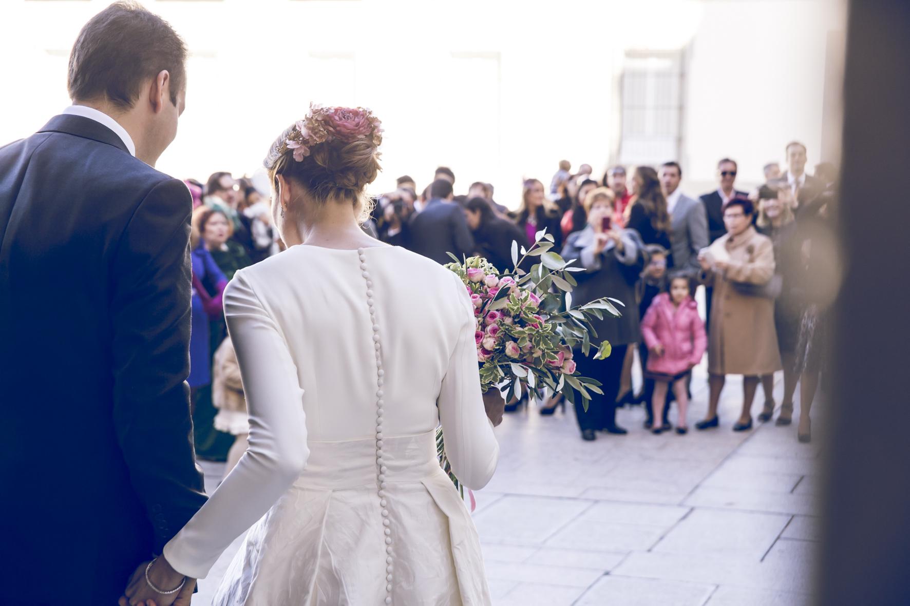 Una boda de invierno
