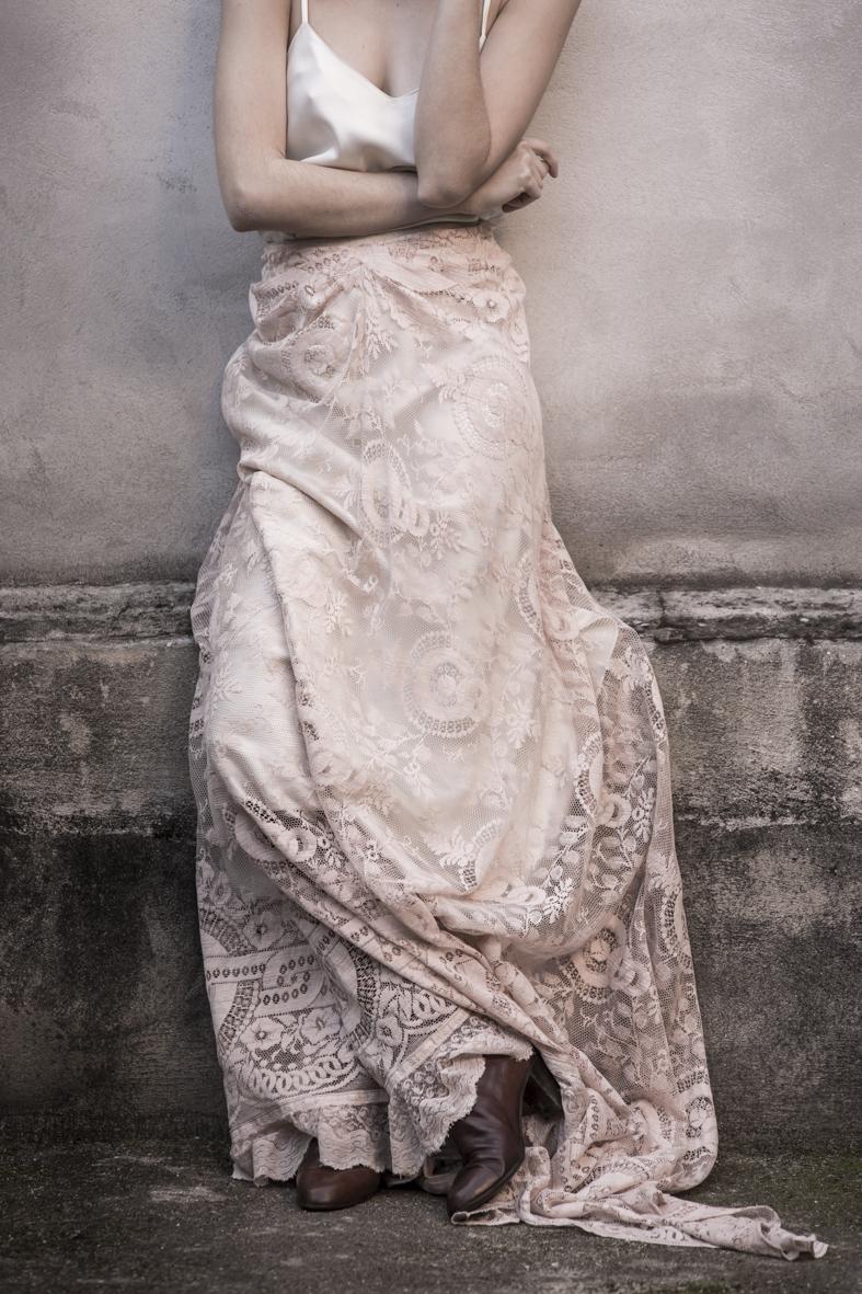 Los vestidos de Inés Martín Alcalde
