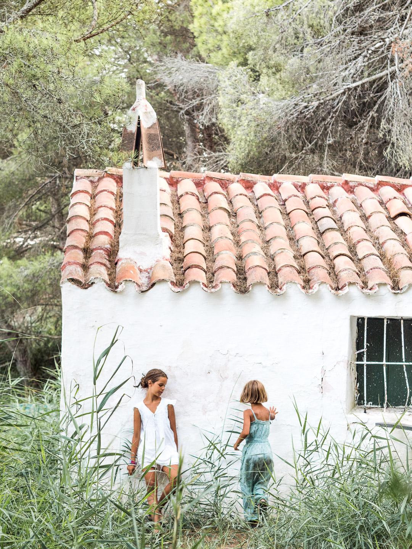 Reportajes de familia en Menorca